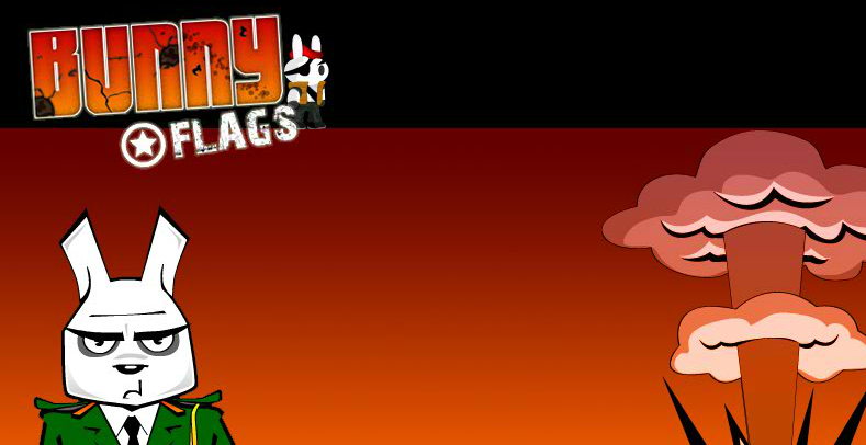 Buny Flags Flash Game